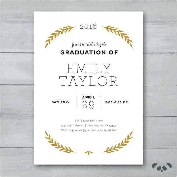 Graduation Party Invitations Ideas 58 Best Graduation Card Ideas Images On Pinterest