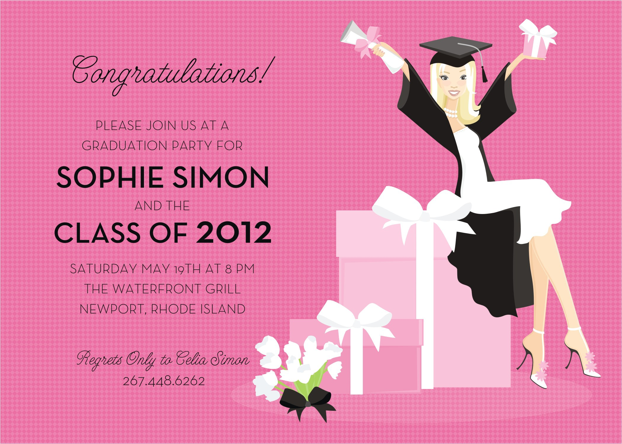 quotes for graduation party invitations