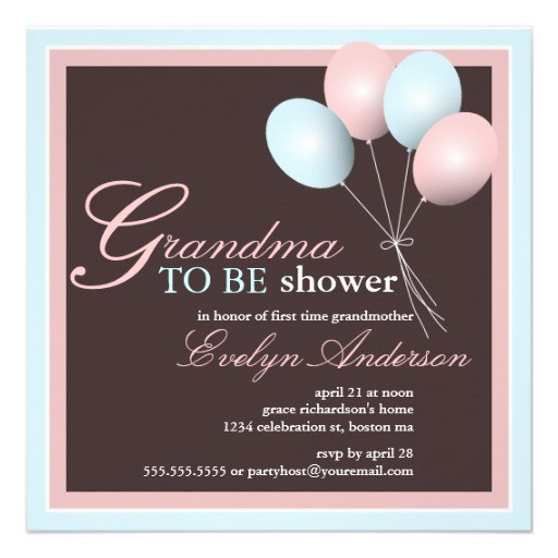 Zquery keywords=grandmother baby shower