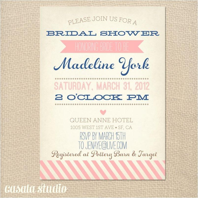 wedding shower invitations hallmark