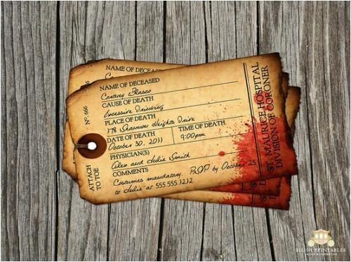 30 creative halloween party invitation ideas