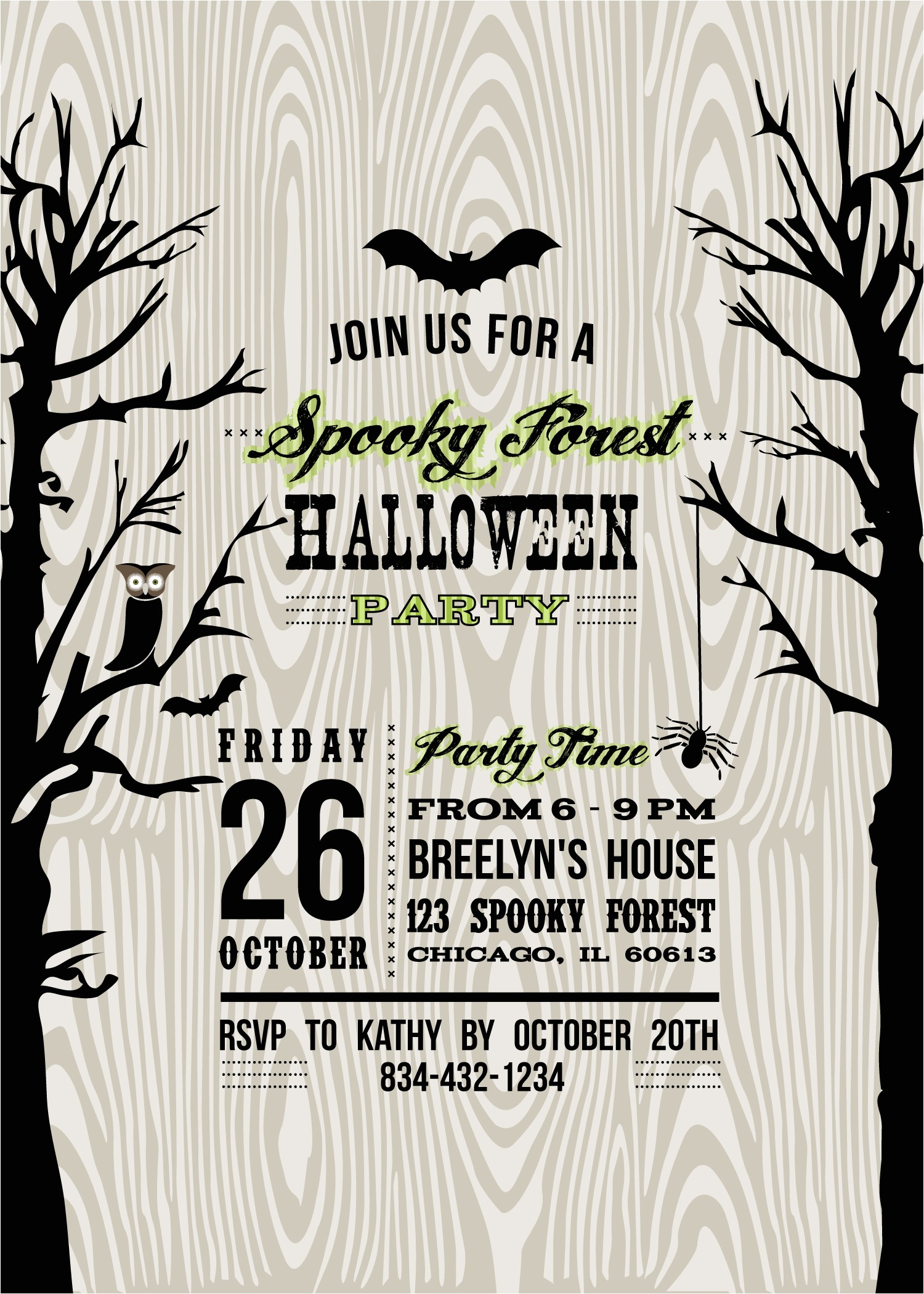 lucas halloween party 2012