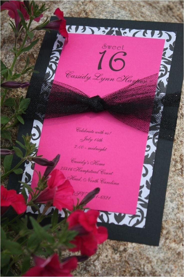 handmade birthday invitation ideas 121114194