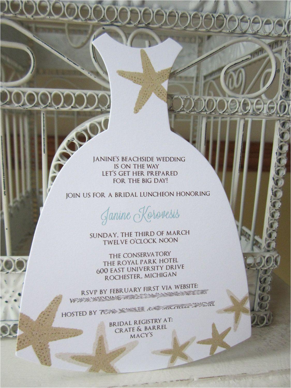 unique diy bridal shower invitationstml