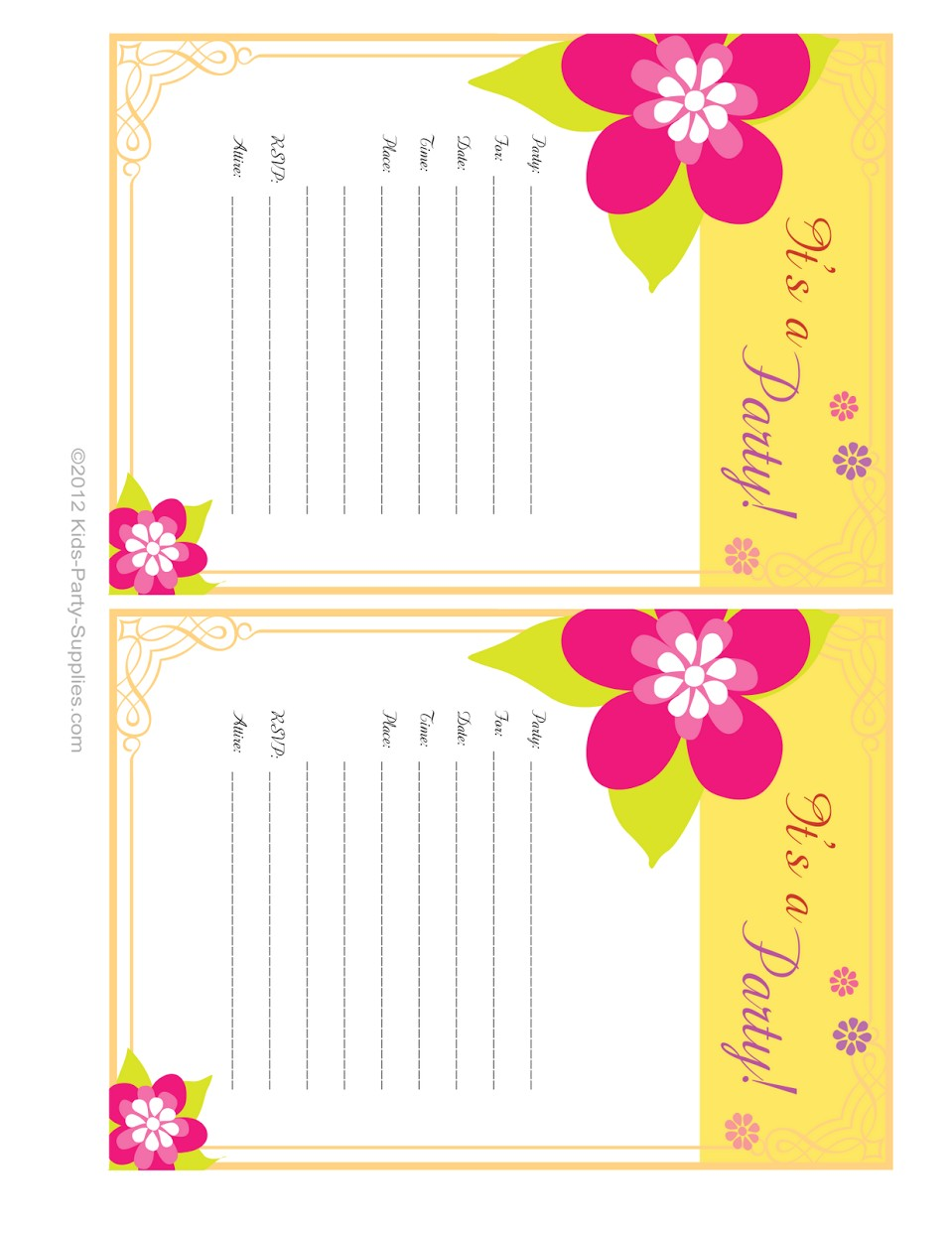 Hawaiian Party Invitations Free Printable Hawaiian Party Invitations Free Printable Pool Party
