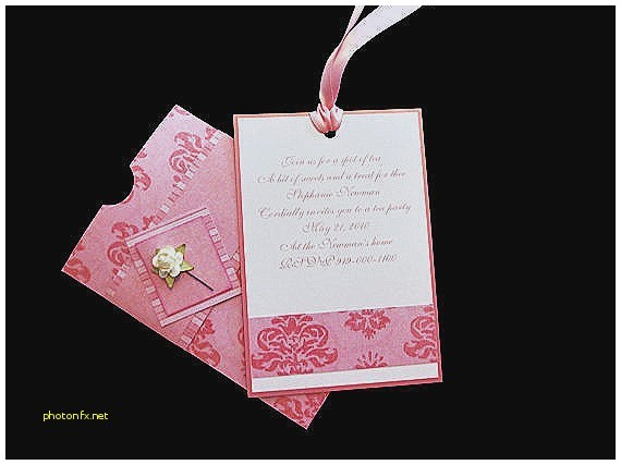 high end baby shower invitations