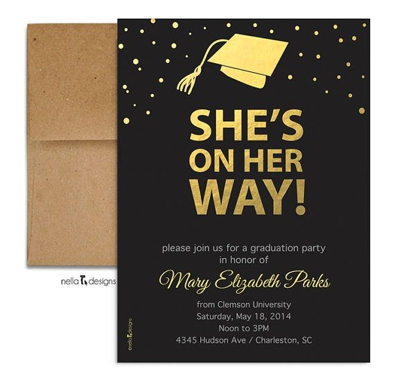 graduationgoing away party ideas