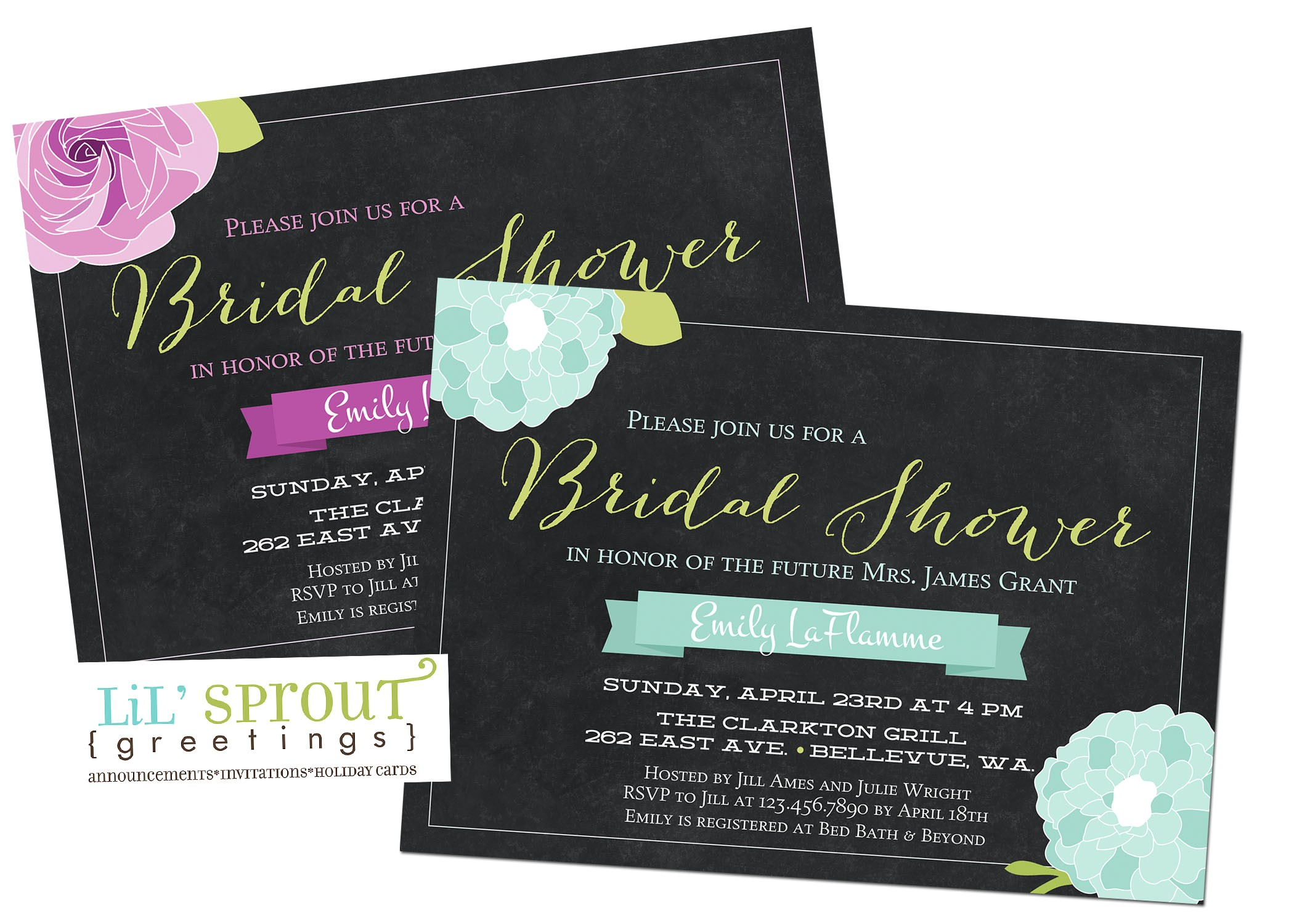 engaging wedding shower invitations at hobby lobby