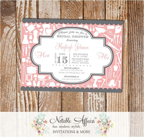 gray light blush pink couples shower