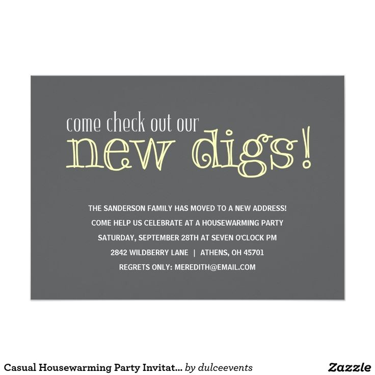 housewarming invitation wording