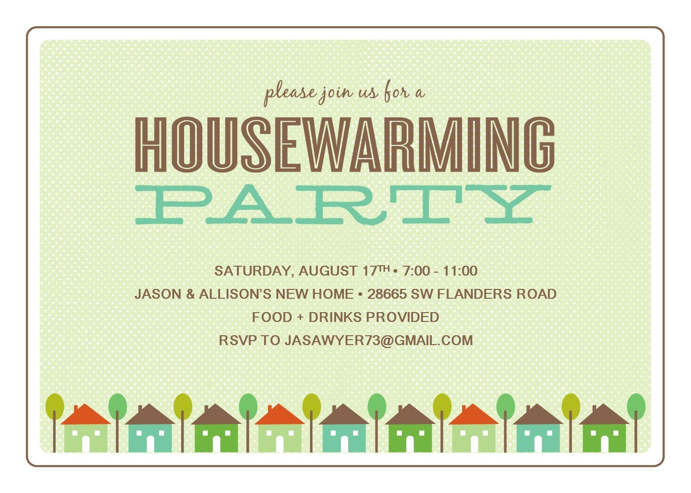 housewarming party invitations wording