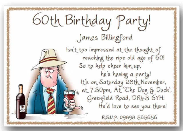 funny 50th birthday invitations wording ideas