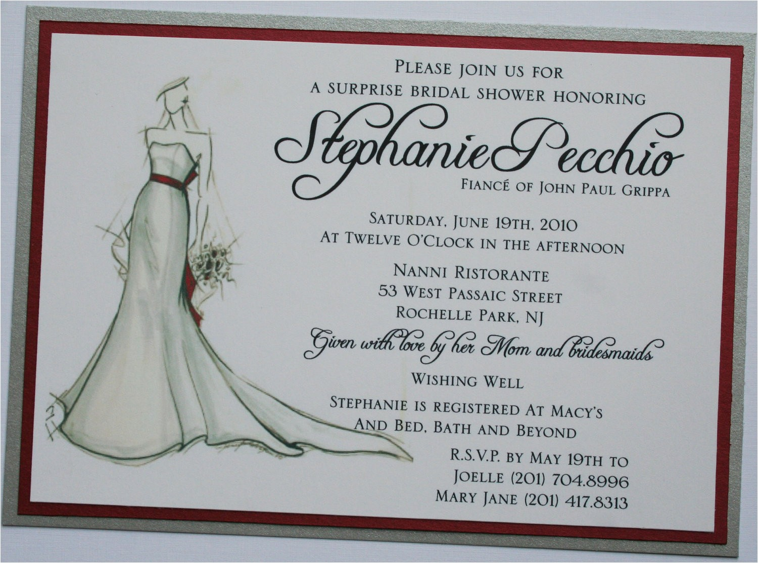 wedding evening invitation wording funny