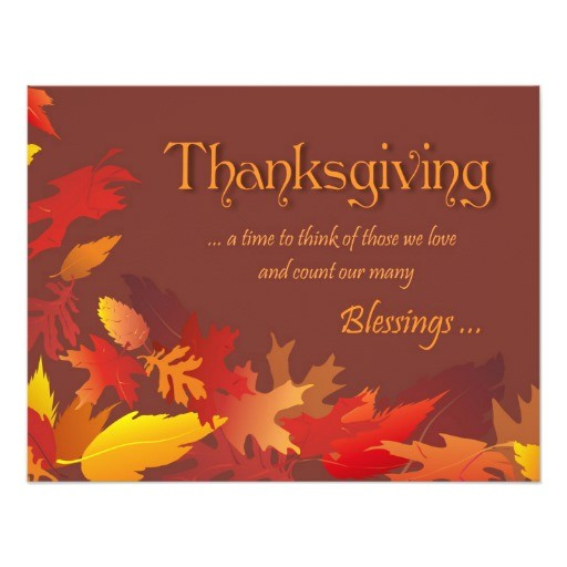 thanksgiving dinner party invitation 161991178579170433