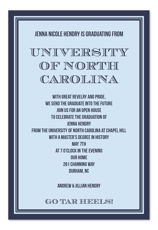 top 17 college graduation invitation wording you can modify