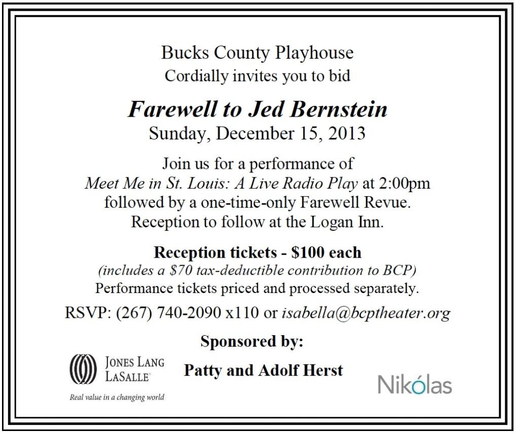 formal farewell reception invitation wording idea