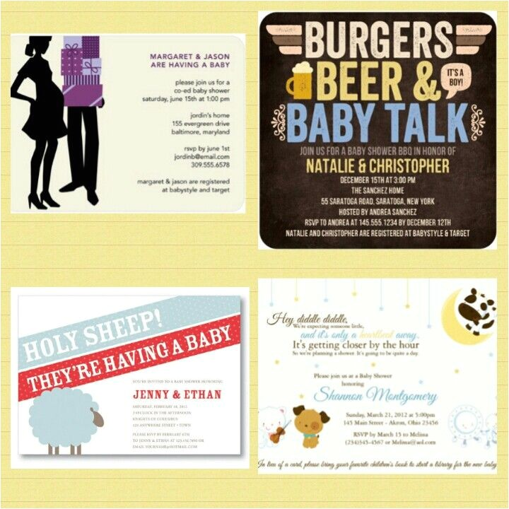baby shower ideas jack and jill