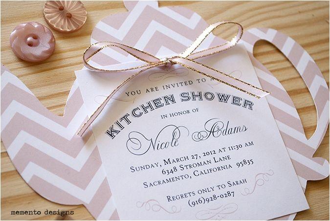 bridal shower paper goods
