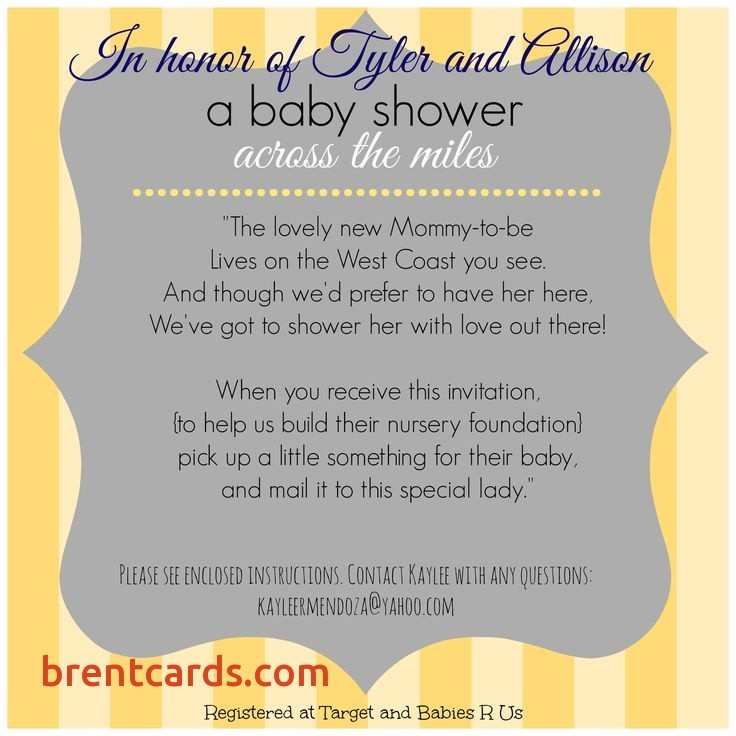 la s only baby shower invitation wording