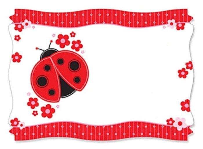 lady bug background