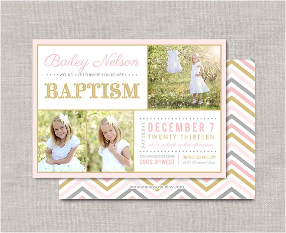 lds baptism invitation bailey