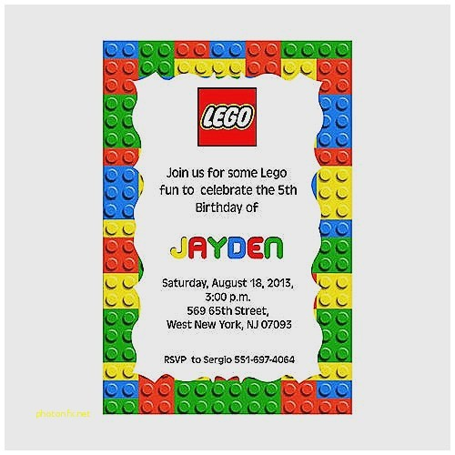 lego baby shower invitations