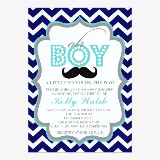 little man baby shower invitations templates