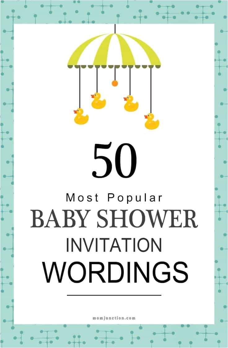 baby shower invitation ideas templates