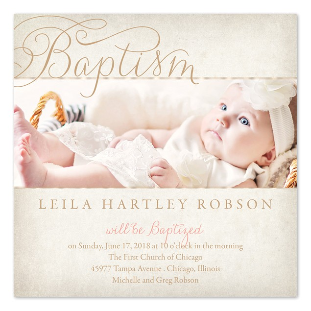 Make Baptism Invitations Online Free Baptism Invite Template Invitation Template