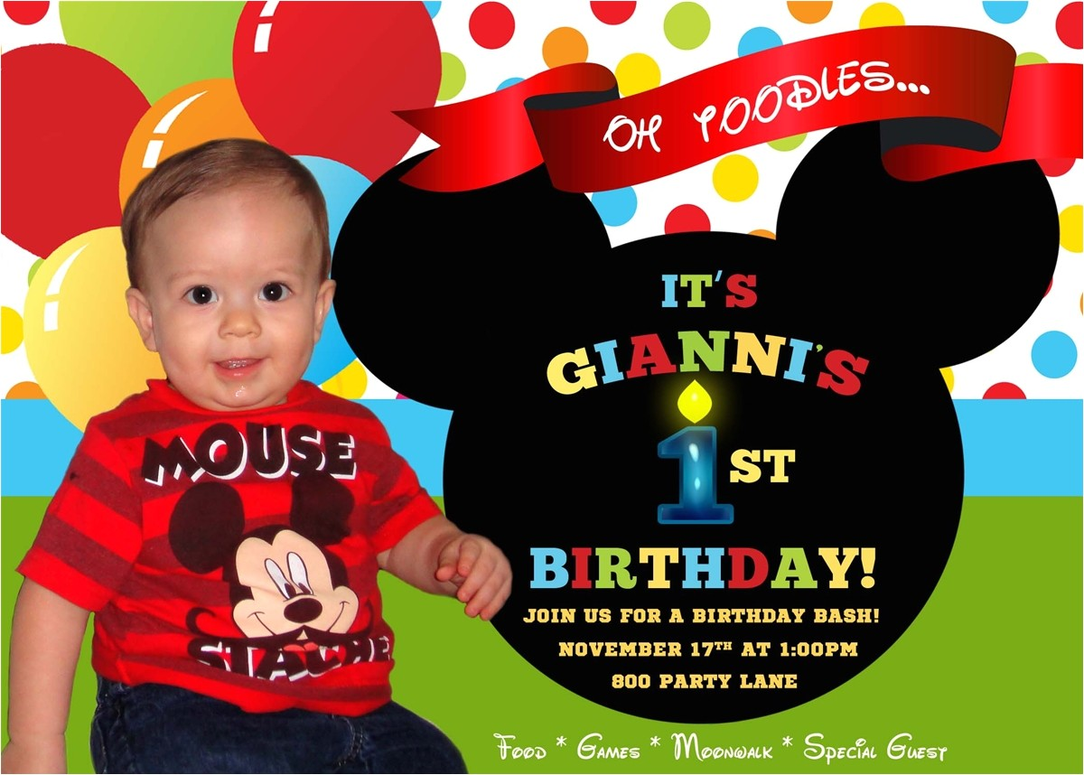 minnie mouse birthday invitations at walmart