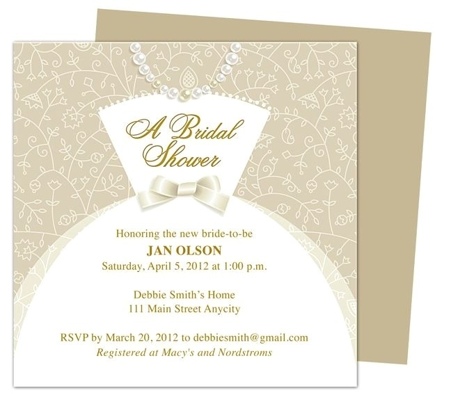 how to make your own wedding invitations template