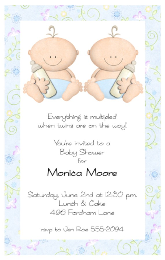 make your own baby shower favors ideas