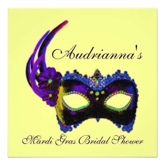 bridal shower mardi gras theme
