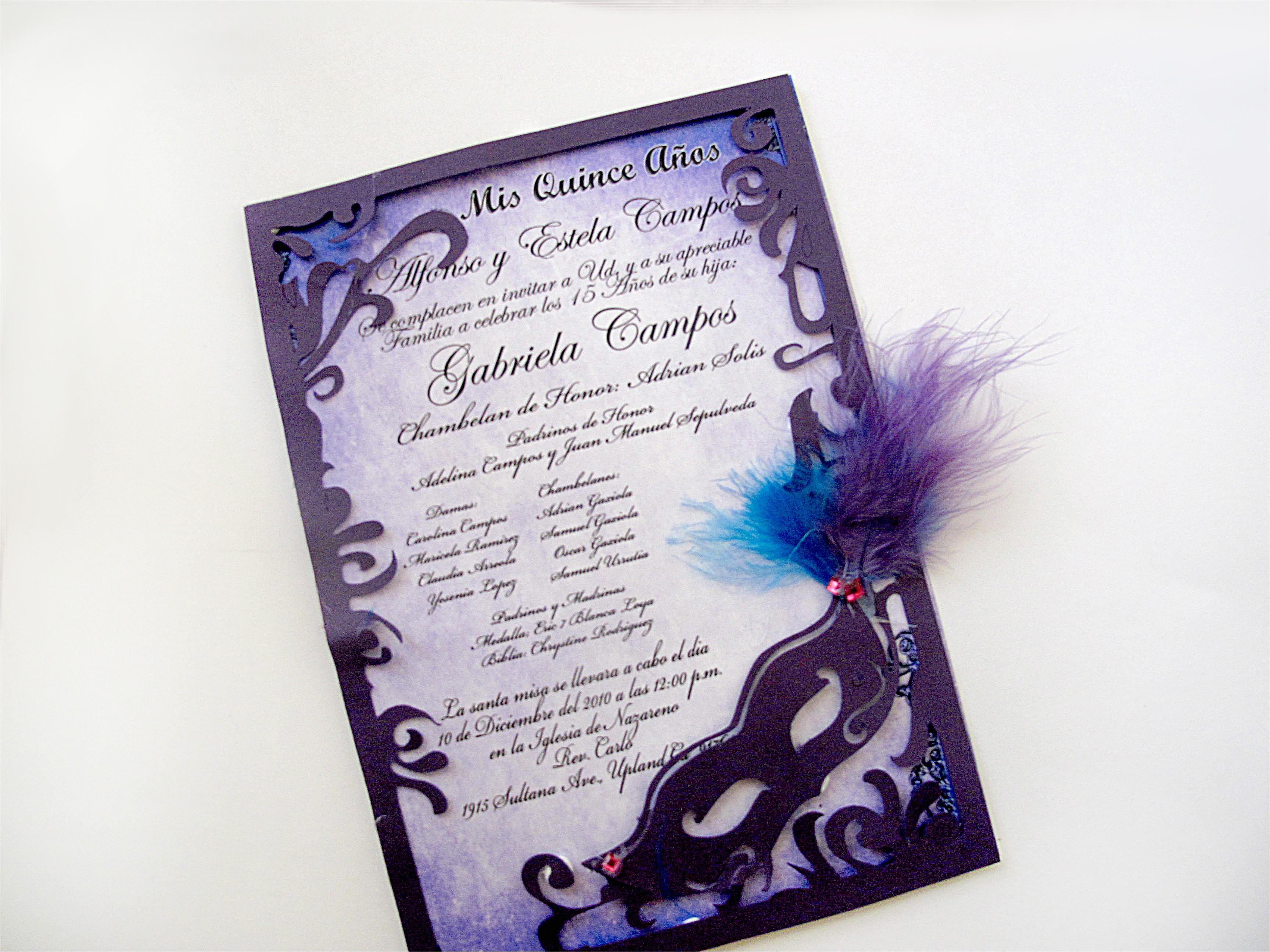 masquerade quinceanera invitations template