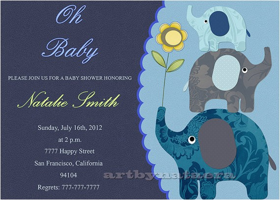 meet the baby shower invitations