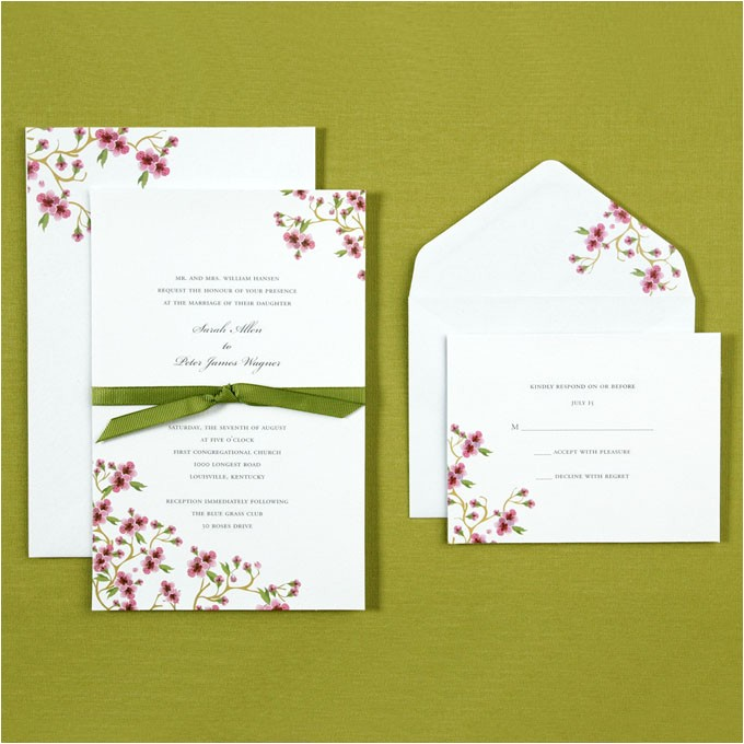 bridal shower invitation kit michaels