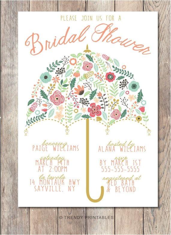 wedding shower invitation images