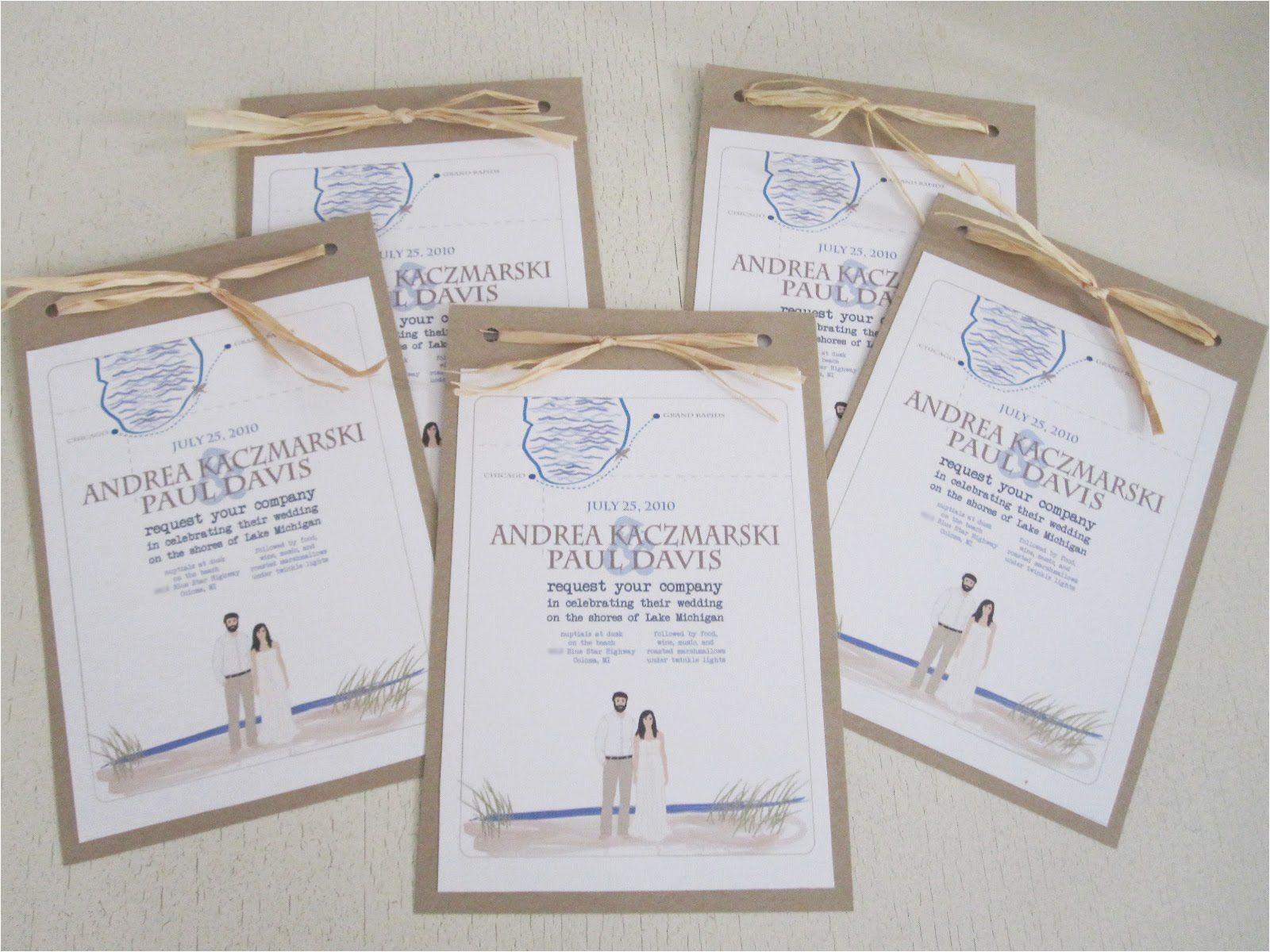 diy wedding invitations kits michaels