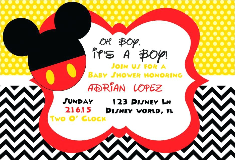 mickey mouse baby shower invitations baby mickey mouse inspired baby shower or birthday printable invitation mickey mouse baby shower invitations editable
