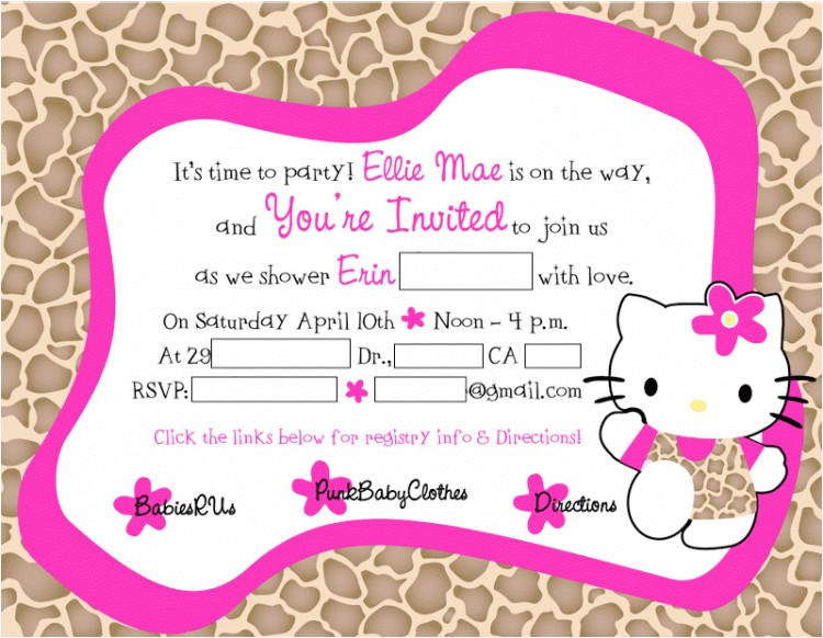 zebra baby shower invitations party city