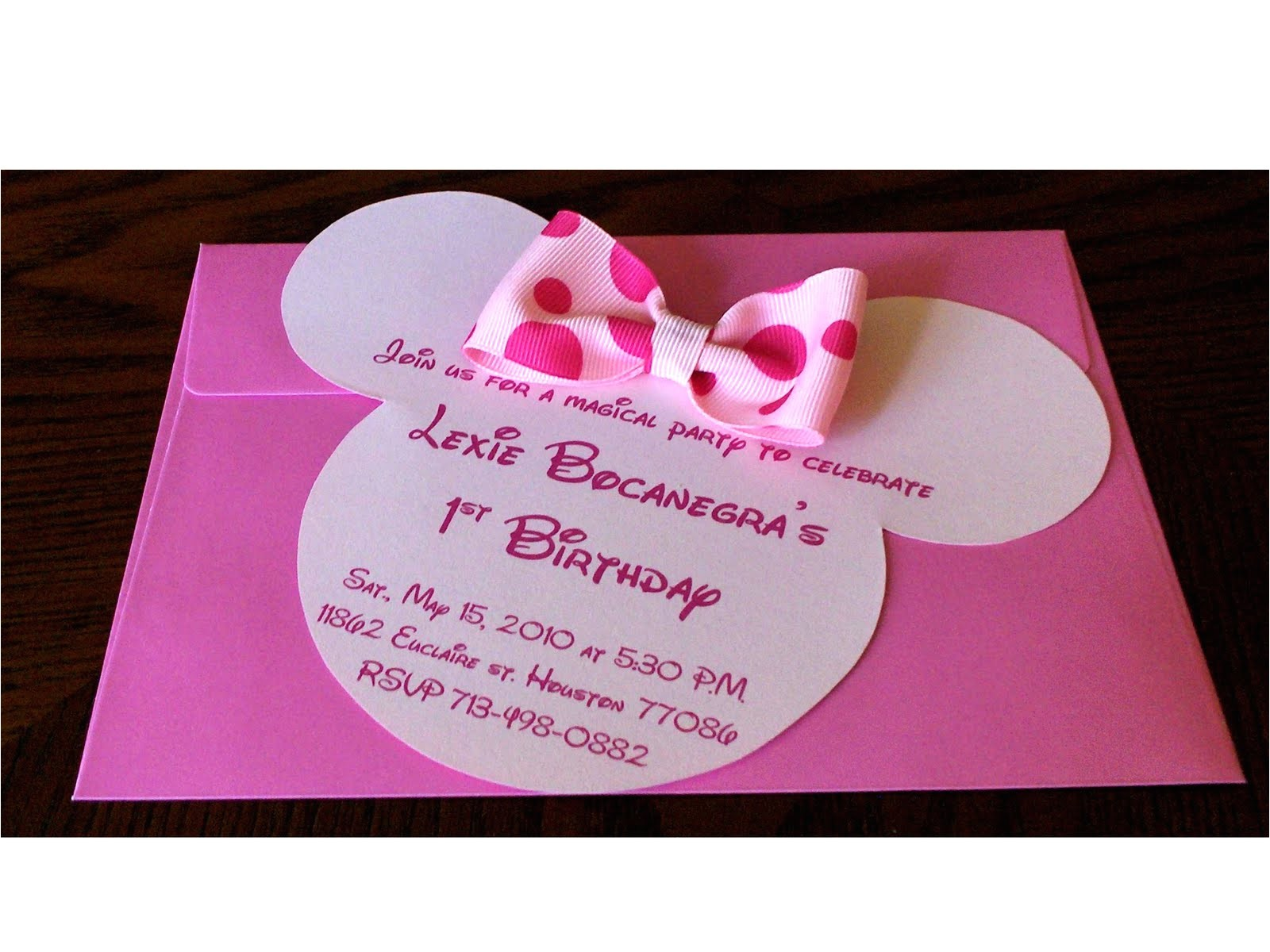 minnie mouse baby shower invitations etsy