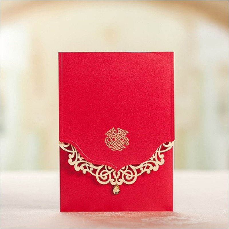 cheap modern invitation card