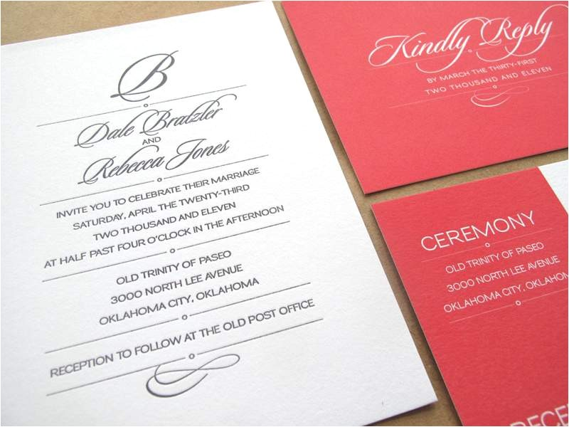 non traditional wedding invitation wording examples