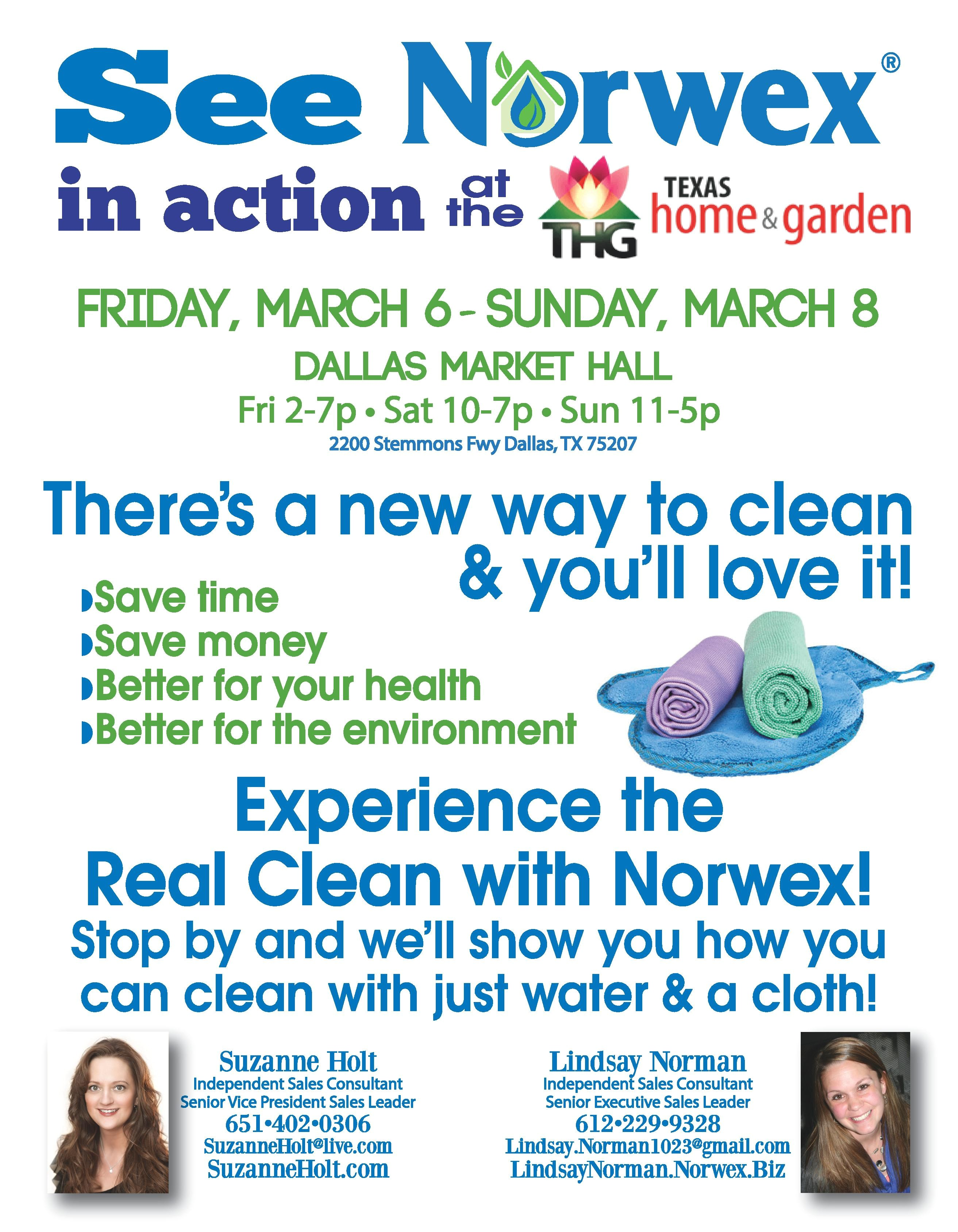norwex party invitation