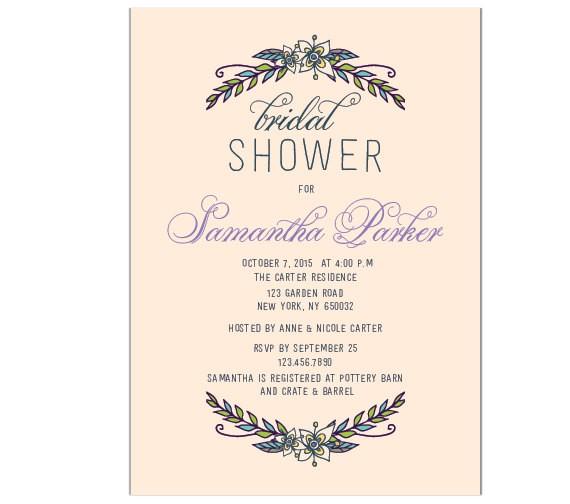Office Depot Bridal Shower Invitations Bridal Shower Invitations Bridal Shower Invitations