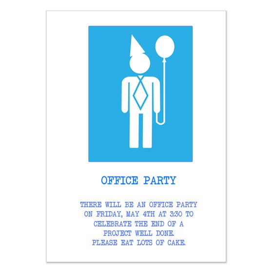 office party universal