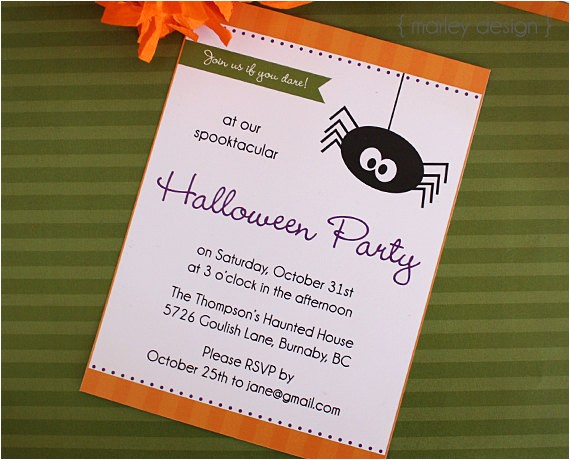 halloween office party invitation wording