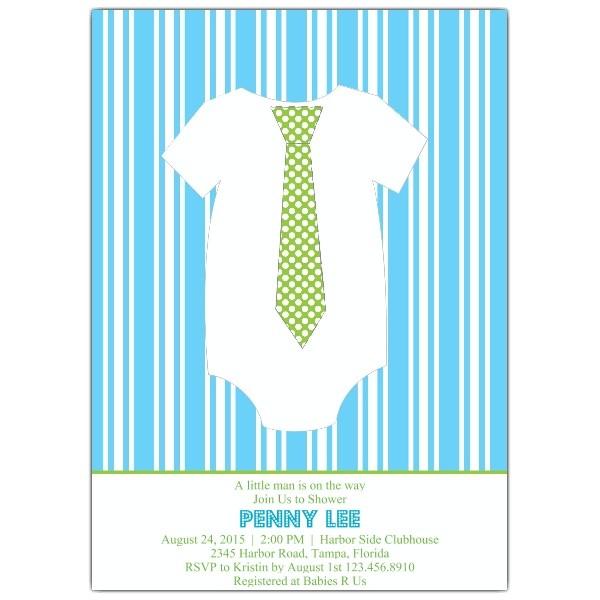 Boy esie Baby Shower Invitations p 642 57 011