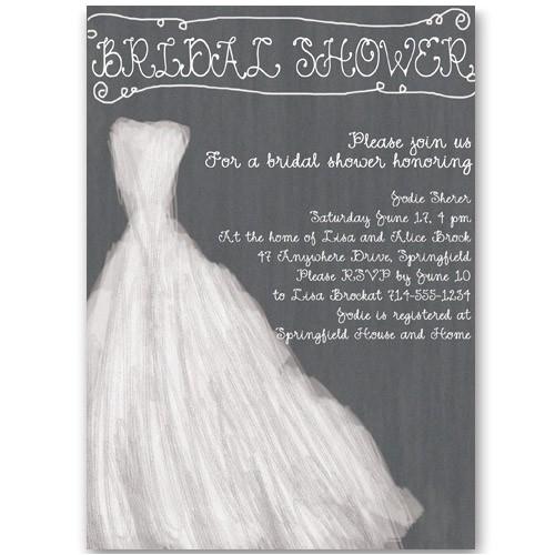 bridal shower invitations online