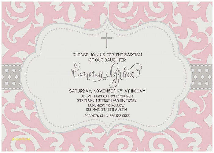 invitations for baptism free online